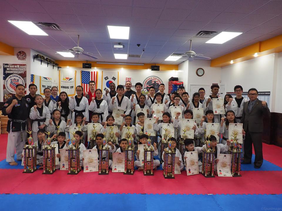 Ultimate Champion's Tae Kwon Do | Taekwondo Brooklyn NY