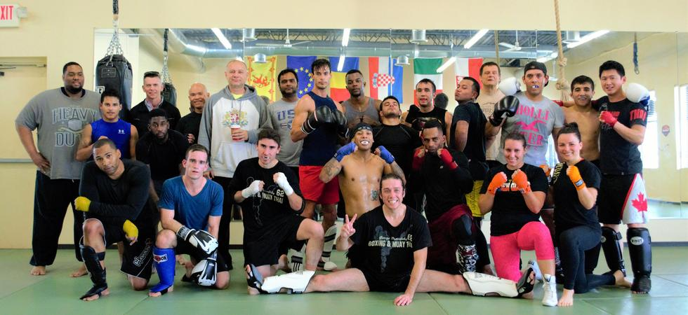 George Prevalsky's Boxing & Muay Thai Boxing Club   Muay