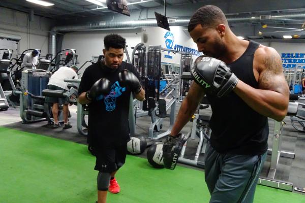 Jarrett T. | Personal Trainer Atlanta GA - MMAGYMS.NET