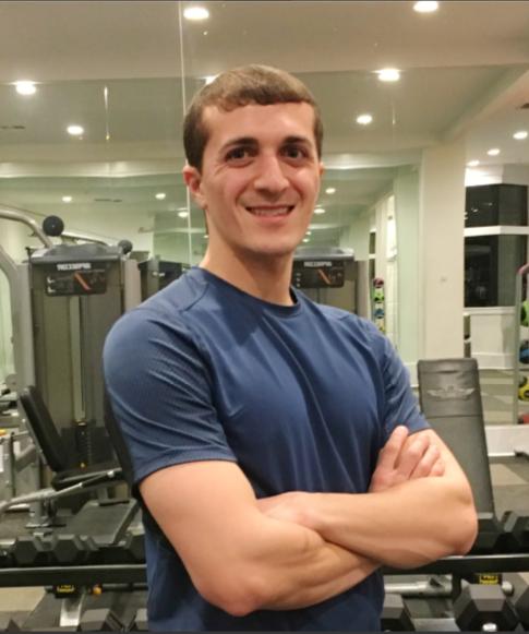 Personal Fitness Trainer Miami FL