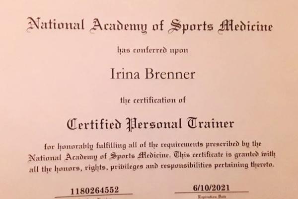 Personal Trainer San Antonio TX